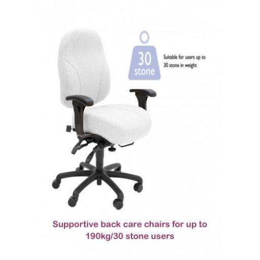 Grande Range Mangers Chair G+6
