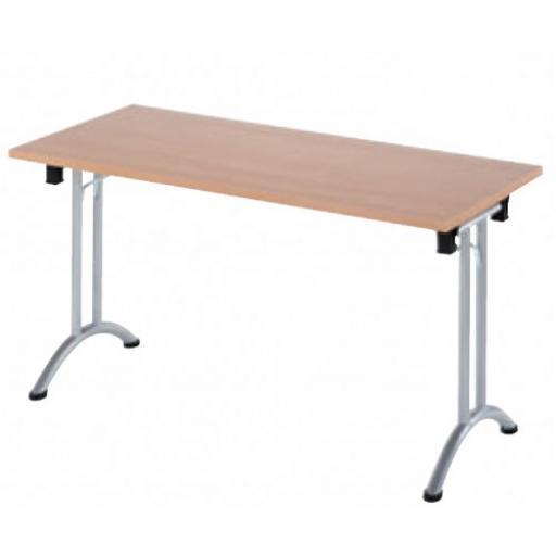 Rectangular Folding table 1400mm X 700