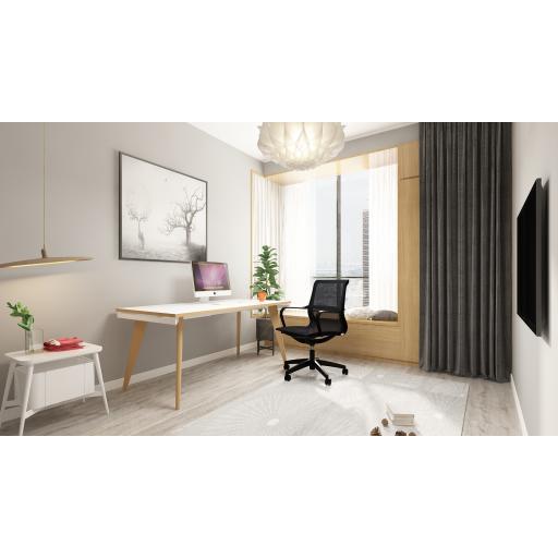 OSLO Home Desk Rectangular Desk free delivery