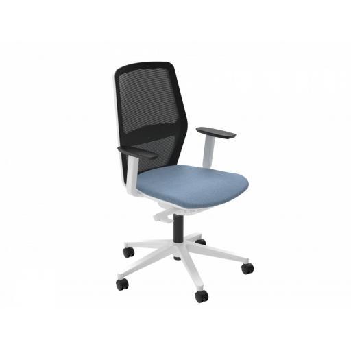 All New Era Mesh Back Chair with Balance Mechanism