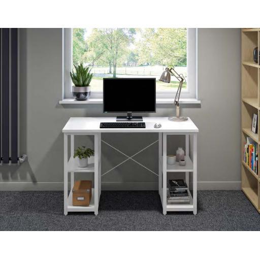 SOHO EATON Home Desk Rectangular Desk free delivery
