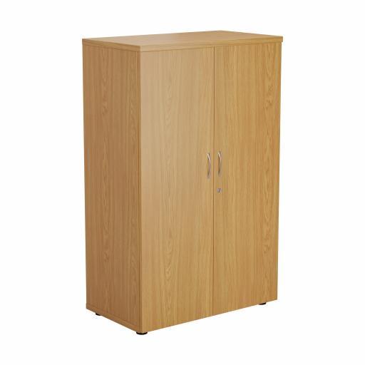 1600 Wooden Cupboard (450mm Deep) Nova Oak