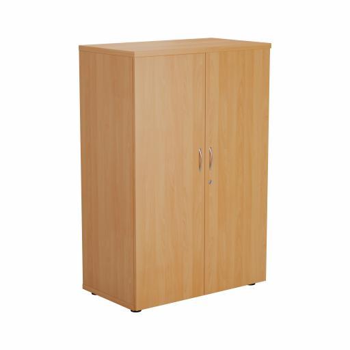 1200 Wooden Cupboard (450mm Deep) Beech