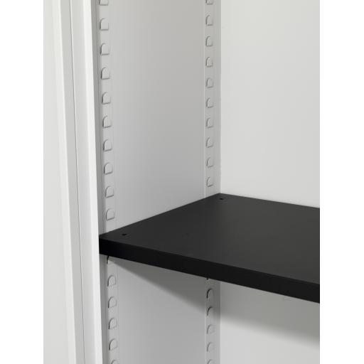 TC Steel Shelf Black