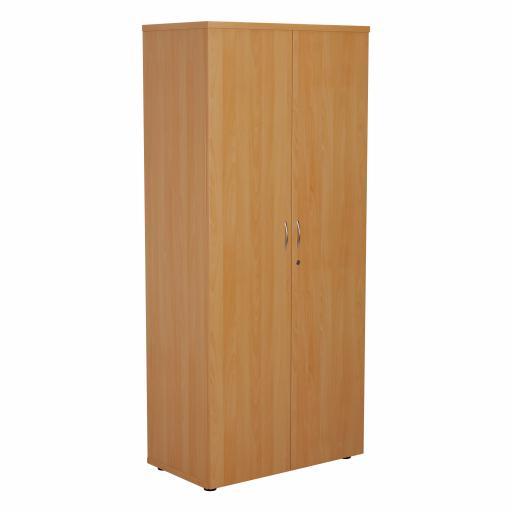 1800 Wooden Cupboard (450mm Deep) Beech